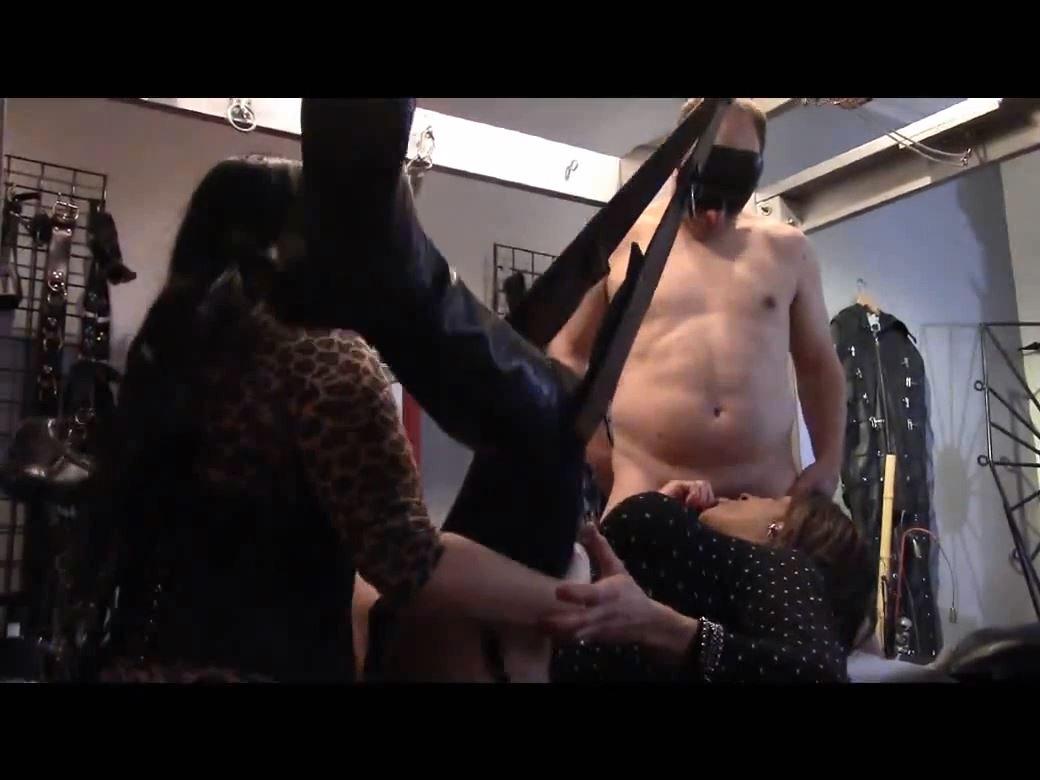 Mistress Xena In Scene: A Date With Molly Part 4 - BIZARRE CINEMA - HD/780p/MP4