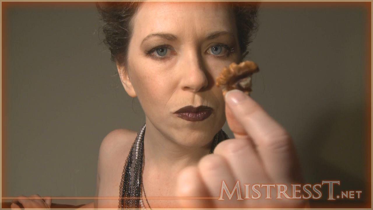 Mistress T In Scene: Mouth Fetish Nuts - MISTRESST - HD/720p/MP4