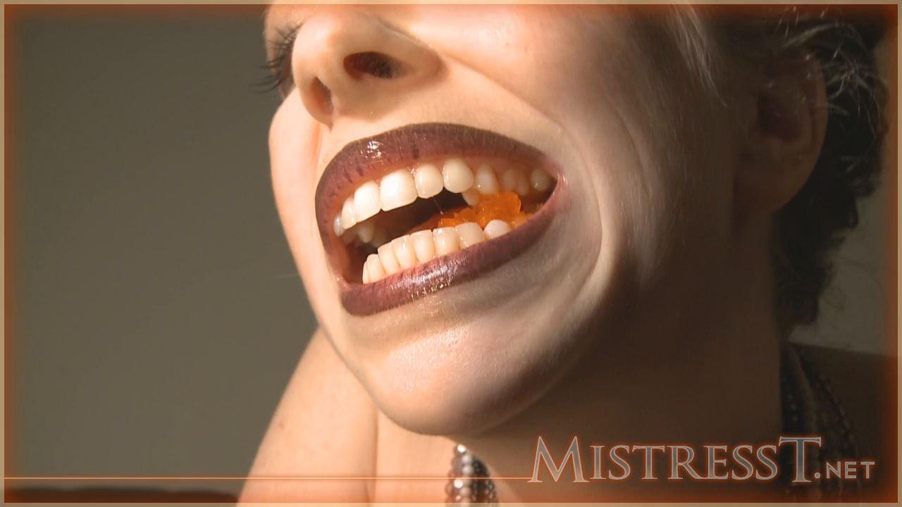 Mistress T In Scene: Mouth Fetish Sucker - MISTRESST - HD/720p/MP4