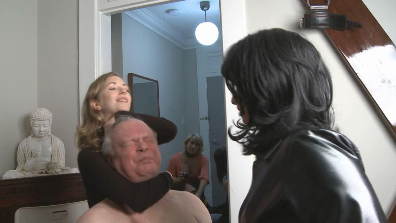 Mistress T In Scene: Multi Goddess Slap Frenzy - MISTRESST - HD/720p/MP4