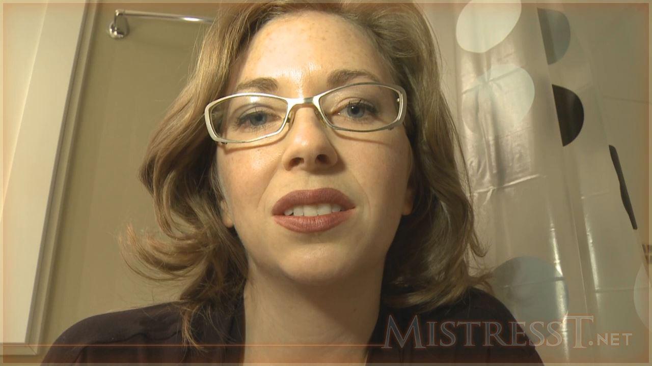 Mistress T In Scene: Mums Little Toilet Pervert - MISTRESST - HD/720p/MP4