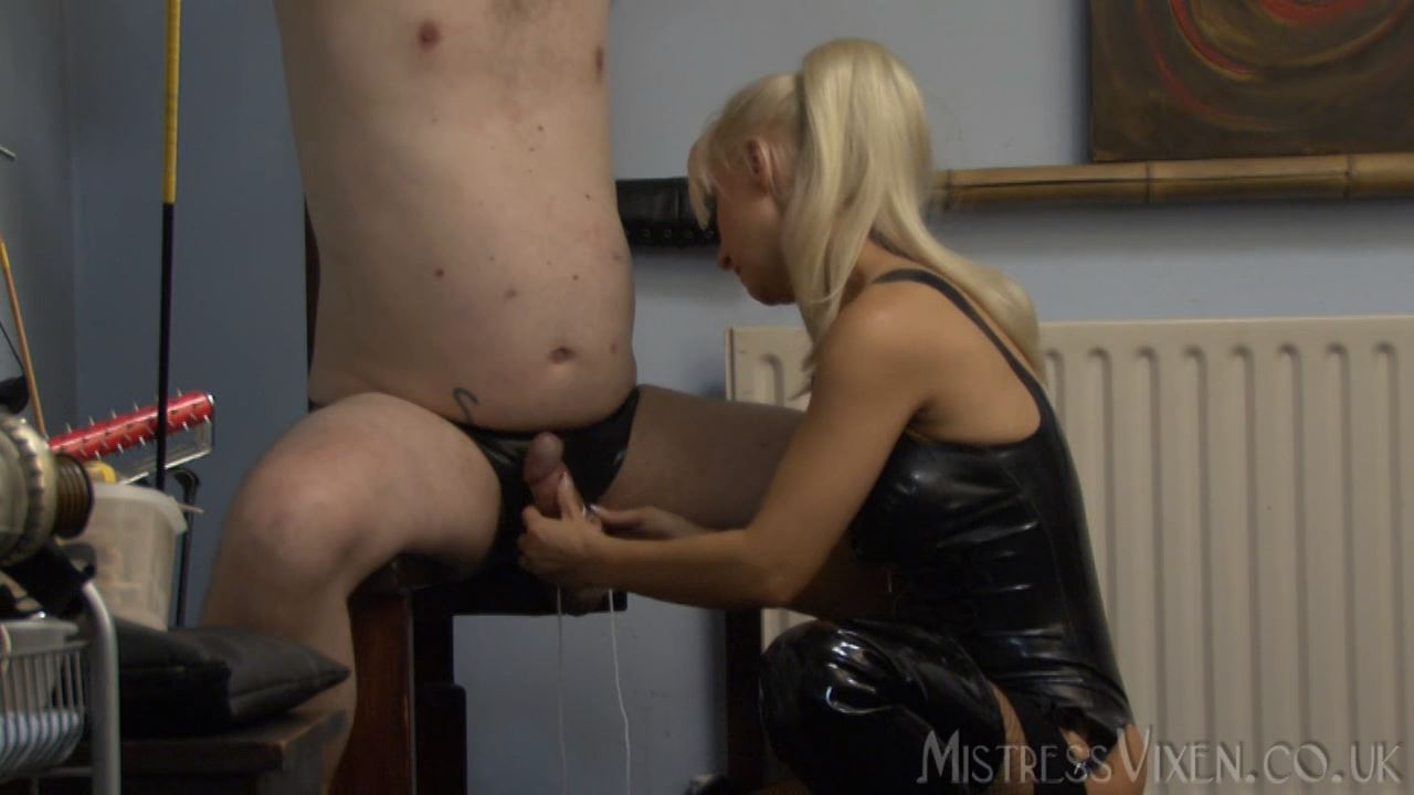 Mistress Vixen In Scene: Balls For Binding - MISTRESSVIXEN - HD/720p/MP4