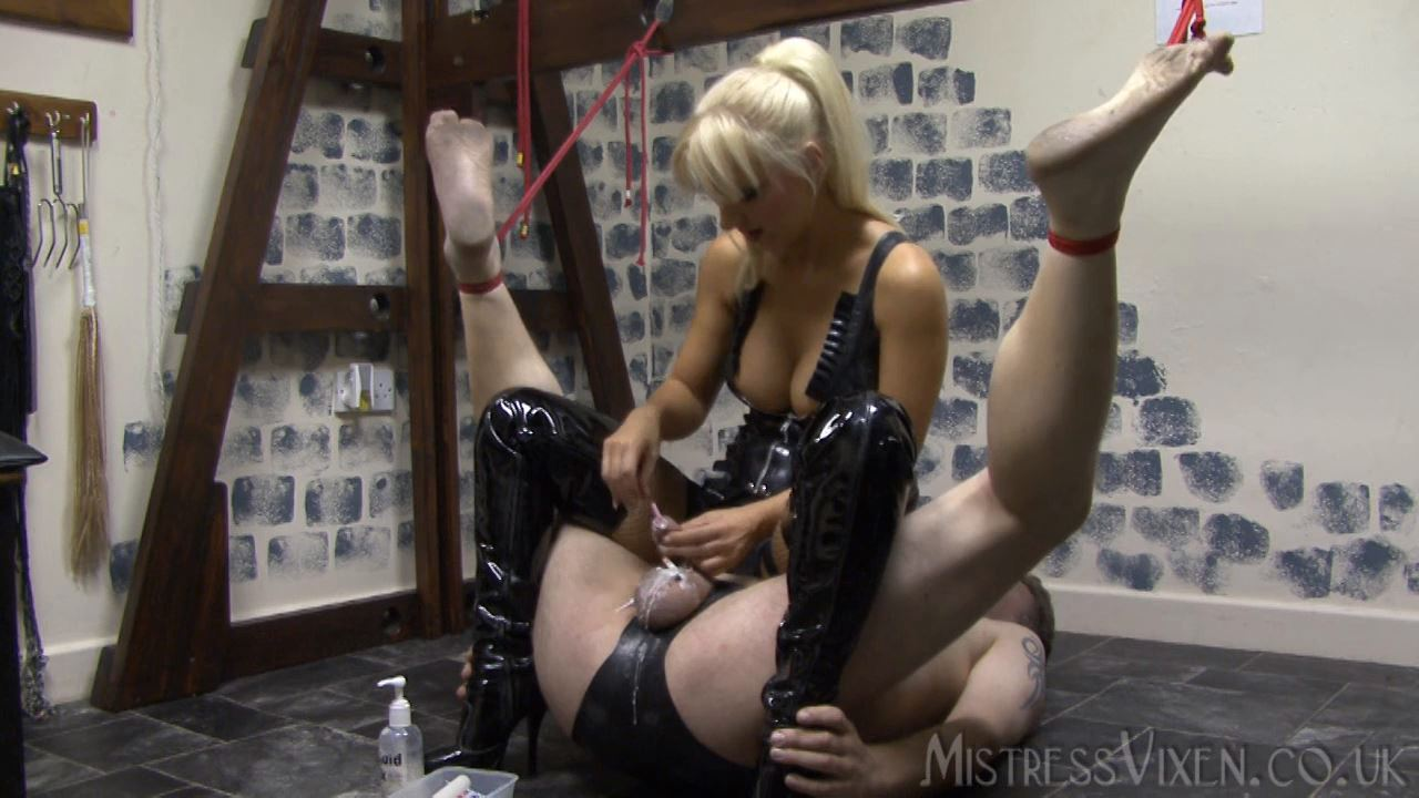Mistress Vixen In Scene: Balls For Binding 2 - MISTRESSVIXEN - HD/720p/MP4