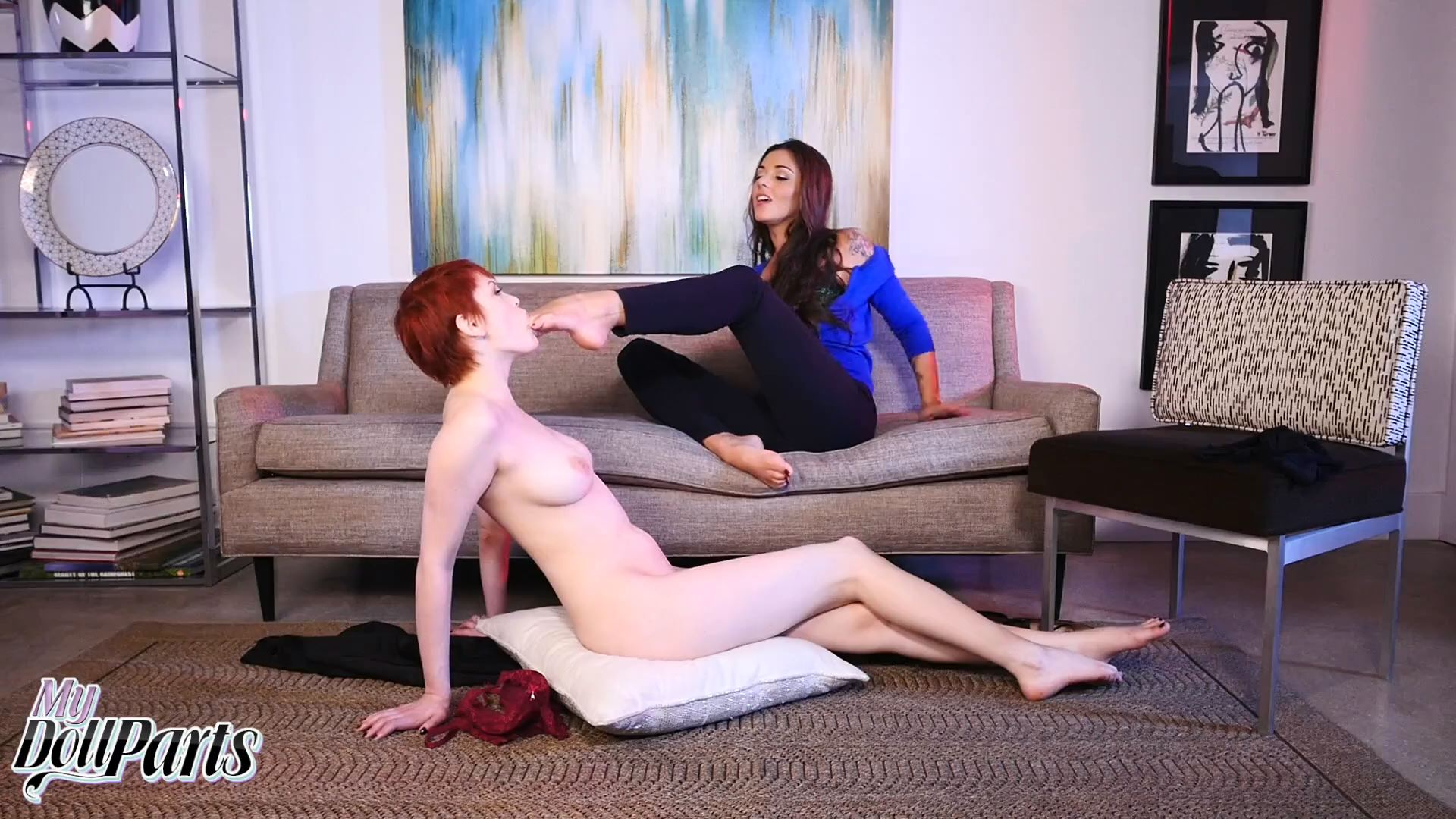 Bree Daniels, Kayla Jane In Scene: Hypno-Thera-Bree - MYDOLLPARTS - FULL HD/1080p/MP4