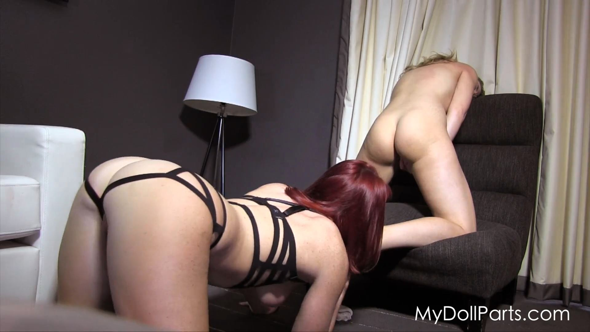 Ashlynn Archer, Sophia Locke In Scene: Worshiping Ashlynn - MYDOLLPARTS - FULL HD/1080p/MP4