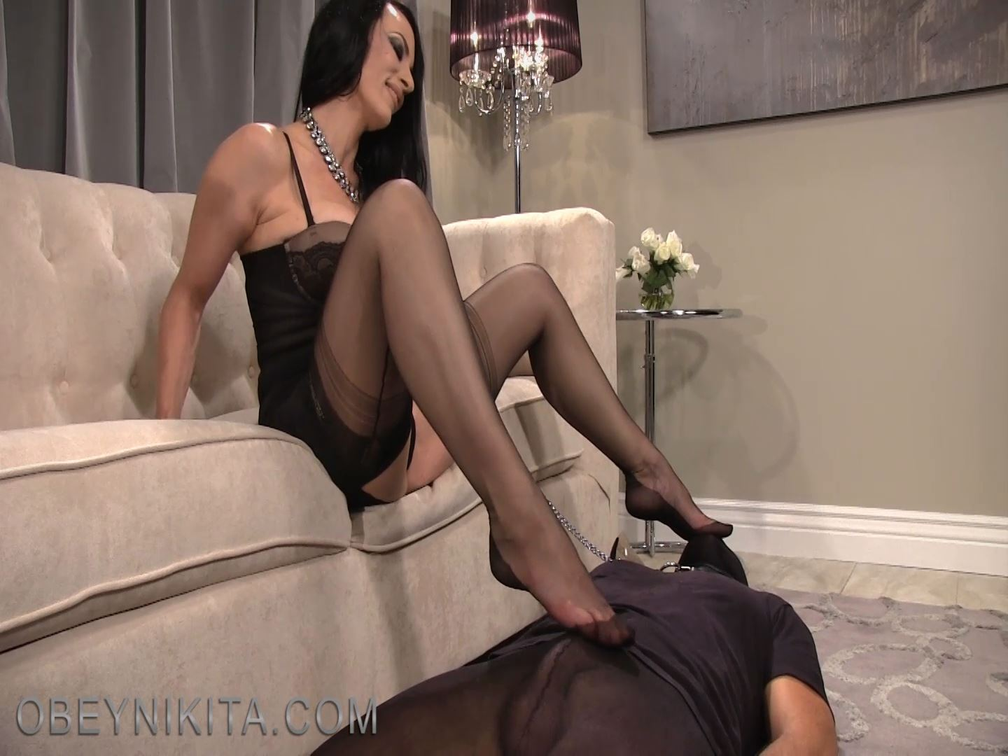 Mistress Nikita In Scene: Hosed Whore 2 - OBEYNIKITA - FULL HD/1080p/MP4