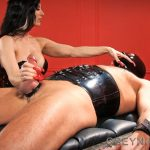 RED NAILS. FEATURING: MISTRESS NIKITA – OBEYNIKITA – FULL HD/1080p/MP4