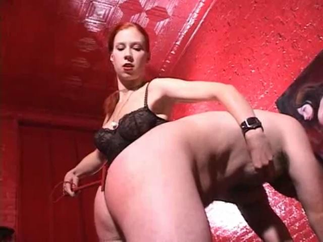 Mistress Brooke Robinson In Scene: Ass Whipping Lesson - RAPTUREVISION - SD/480p/MP4