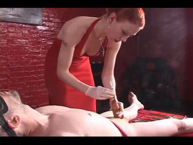Mistress Brooke Robinson In Scene: Electric Exorcism - RAPTUREVISION - SD/480p/MP4