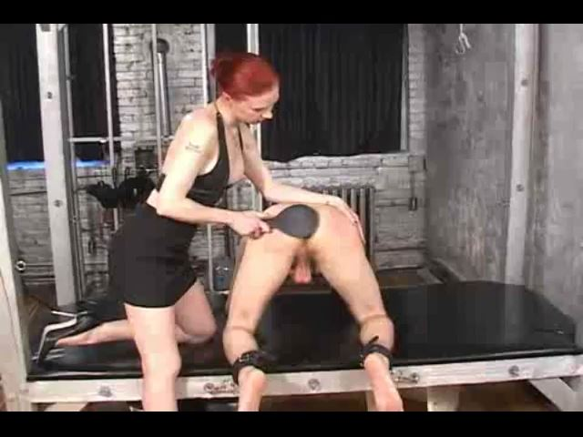 Mistress Brooke Robinson In Scene: Heavy Spanker - RAPTUREVISION - SD/480p/MP4