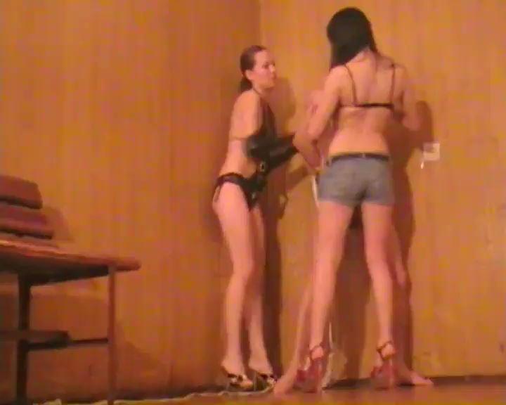 Ballbuster Roksana, Mistress Sveta In Scene: GIRLS HAVE WANTED TO PLAY - RUSSIAN BALLBUSTING / BALLBUSTING ROKSANA - SD/576p/MP4