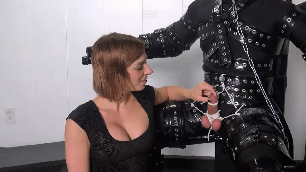 Christina QCCP In Scene: Man Vs One Finger, bondage addict - TEASEANDTHANKYOU - HD/720p/WMV/HD/720p/MP4