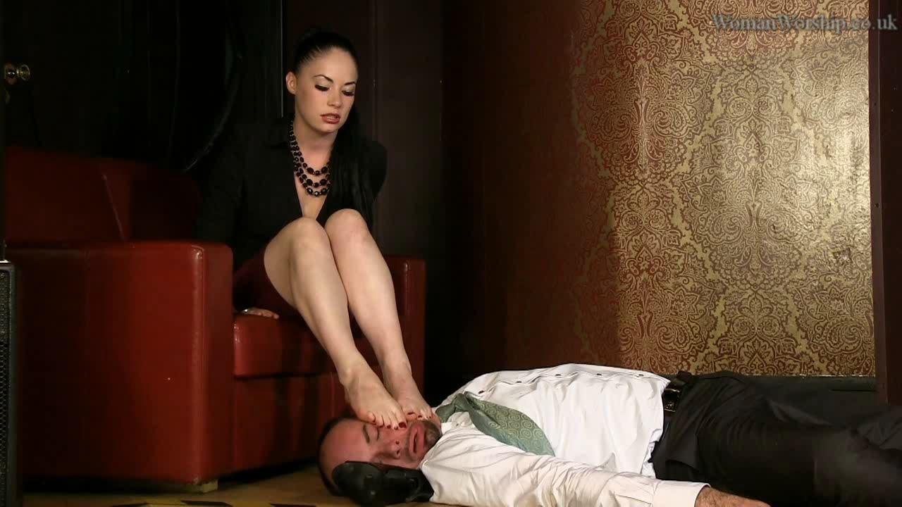 Lady Sophia Part 4 - WOMANWORSHIP - HD/720p/MP4