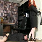 Mistress Morrigan Nov 17 Part 2 – WOMANWORSHIP – HD/720p/MP4