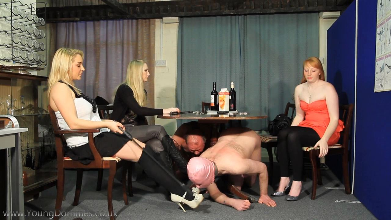 The Training Of Miss Charlotte M 5 - YOUNGDOMMES - HD/720p/MP4