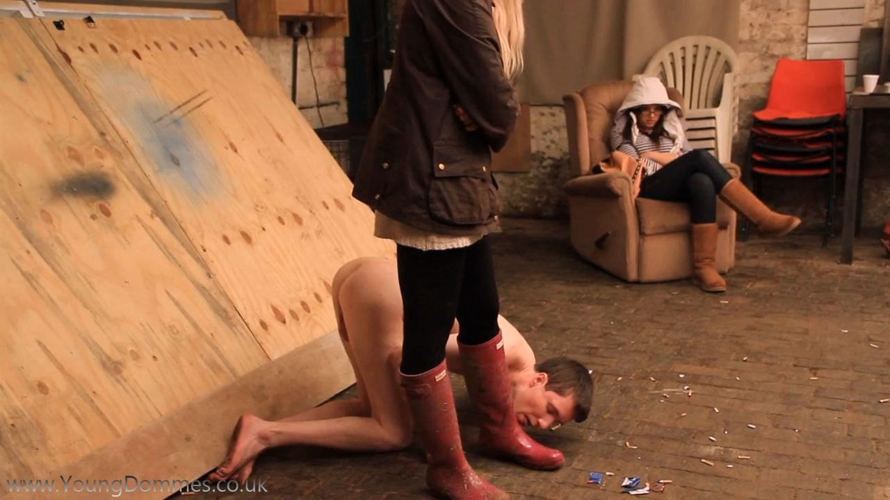 Filthy Filthy Boots 2 - YOUNGDOMMES - HD/720p/MP4