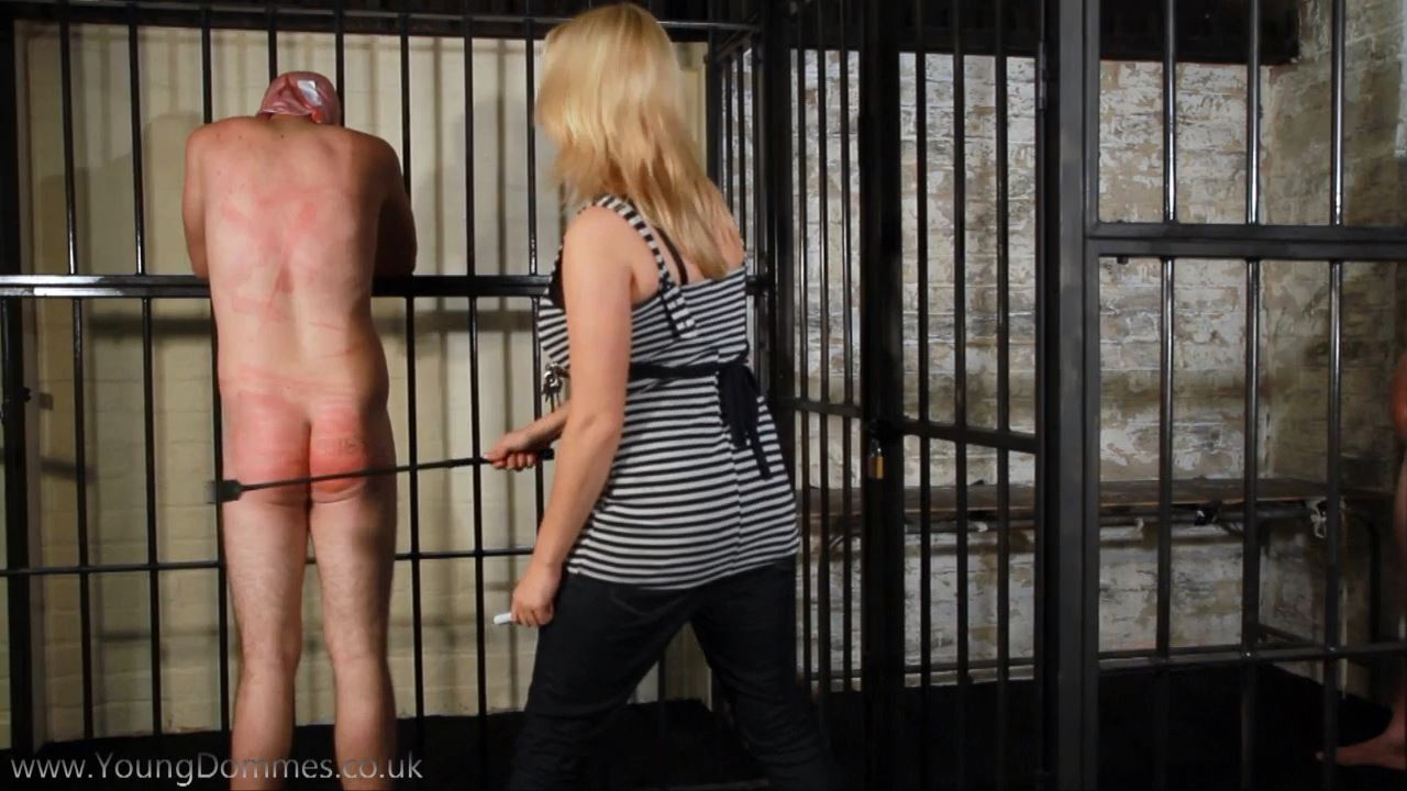 Ashley Is Back - YOUNGDOMMES - HD/720p/MP4