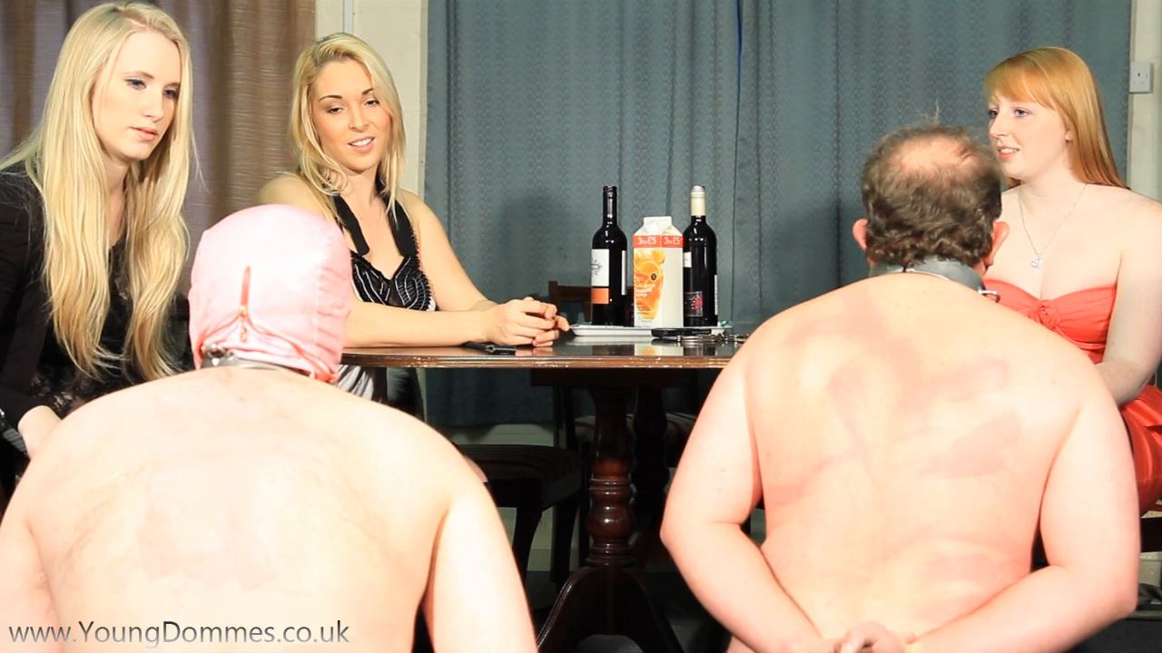The Training Of Miss Charlotte M 4 - YOUNGDOMMES - HD/720p/MP4