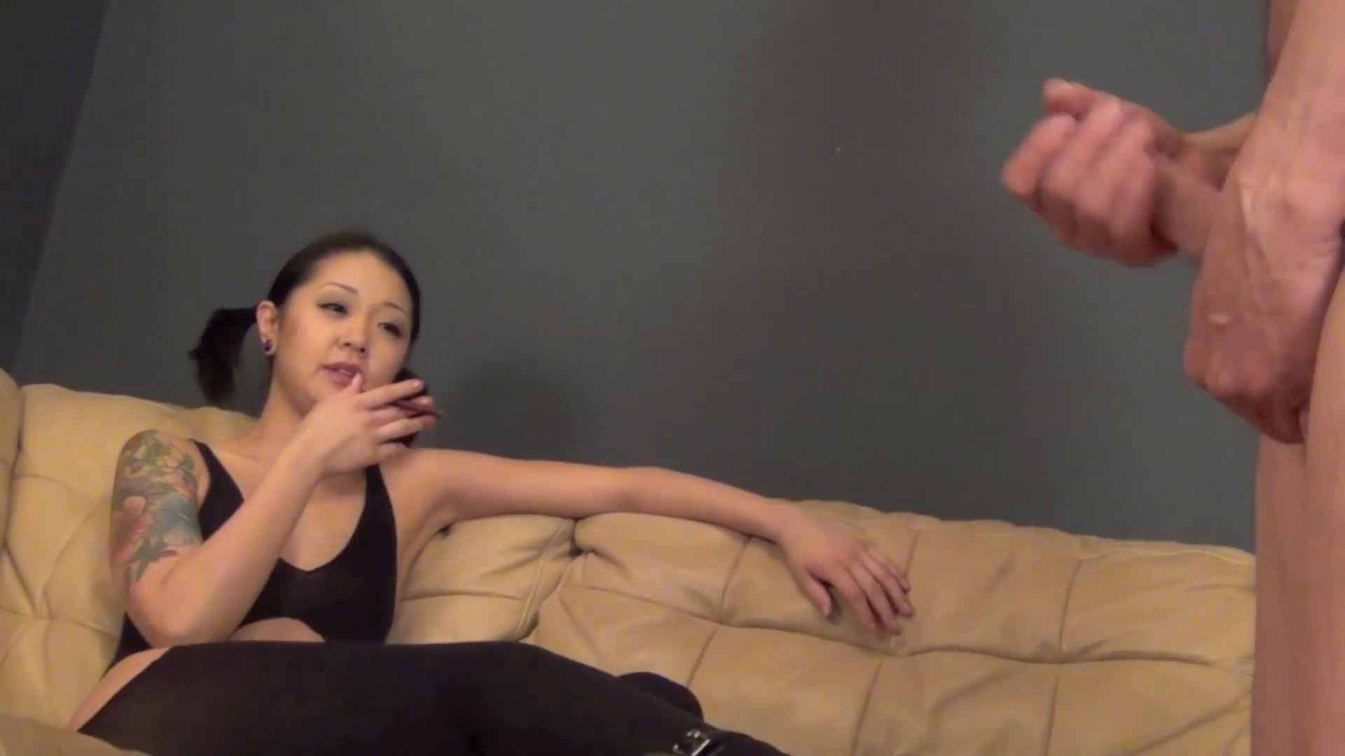Goddess Saya Song In Scene: THE OBEDIENT IMPOTENT! - ASIAN MEAN GIRLS - FULL HD/1080p/MP4