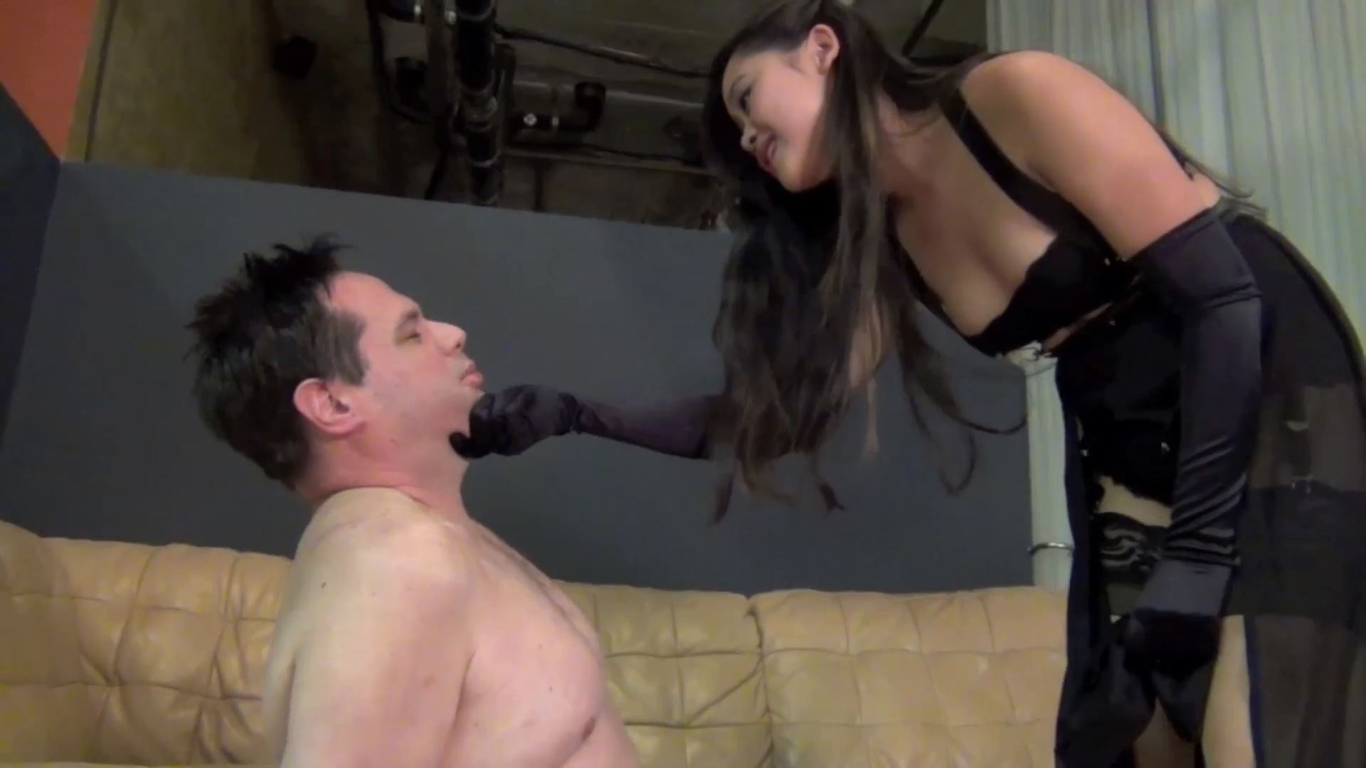 BE A GOOD VIDEO SUB OR GET BLACKMAILED - ASIAN MEAN GIRLS - FULL HD/1080p/MP4