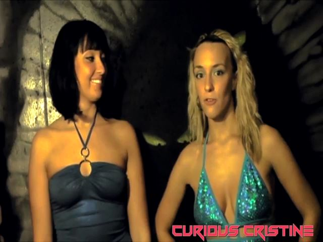 Mistress Cristine In Scene: Your Forskin Is Gross - CURIOUS CRISTINE - SD/480p/MP4