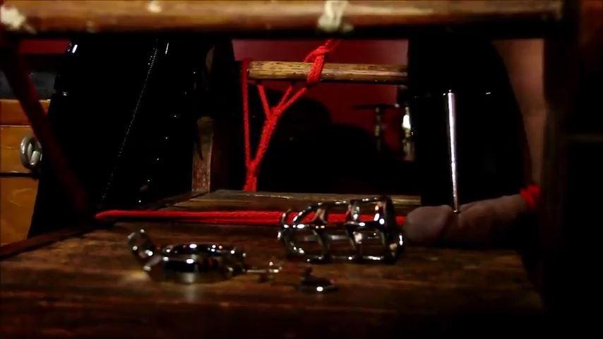 Mistress Cybill Troy In Scene: Steel Cock Stab - CYBILL TROY'S DTLA DOMINAS / CYBILLTROY - SD/480p/MP4
