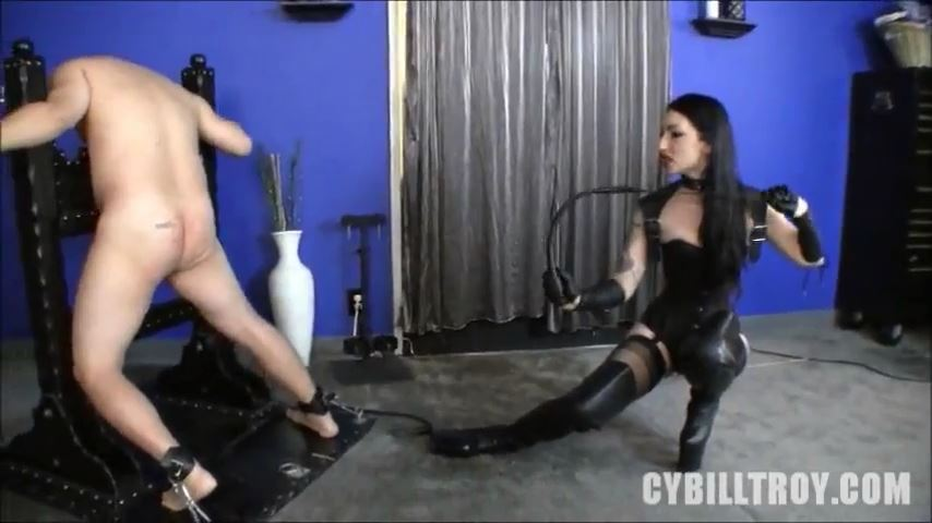 Mistress Cybill Troy In Scene: Whipped Ass - CYBILL TROY'S DTLA DOMINAS / CYBILLTROY - SD/480p/MP4