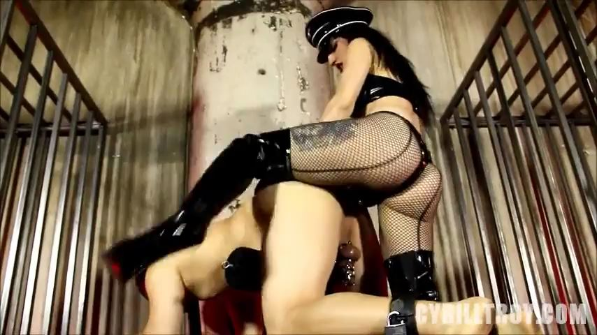 Mistress Cybill Troy In Scene: Fucked into Submission - CYBILL TROY'S DTLA DOMINAS / CYBILLTROY - SD/480p/MP4