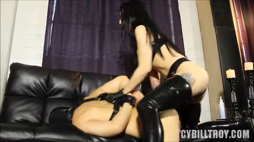 Mistress Cybill Troy In Scene: Girls Fuck Better - CYBILL TROY'S DTLA DOMINAS / CYBILLTROY - SD/480p/MP4