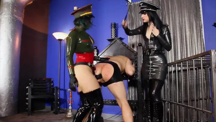 Mistress Cybill Troy In Scene: Whipped & Fucked - CYBILL TROY'S DTLA DOMINAS / CYBILLTROY - SD/406p/MP4