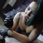 Mistress Cybill Troy In Scene: Leather Human Ashtray – CYBILL TROY'S DTLA DOMINAS / CYBILLTROY – SD/406p/MP4