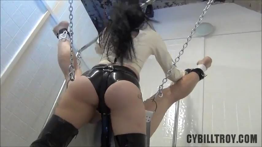 Mistress Cybill Troy In Scene: Clinical Ass to Mouth - CYBILL TROY'S DTLA DOMINAS / CYBILLTROY - SD/480p/MP4