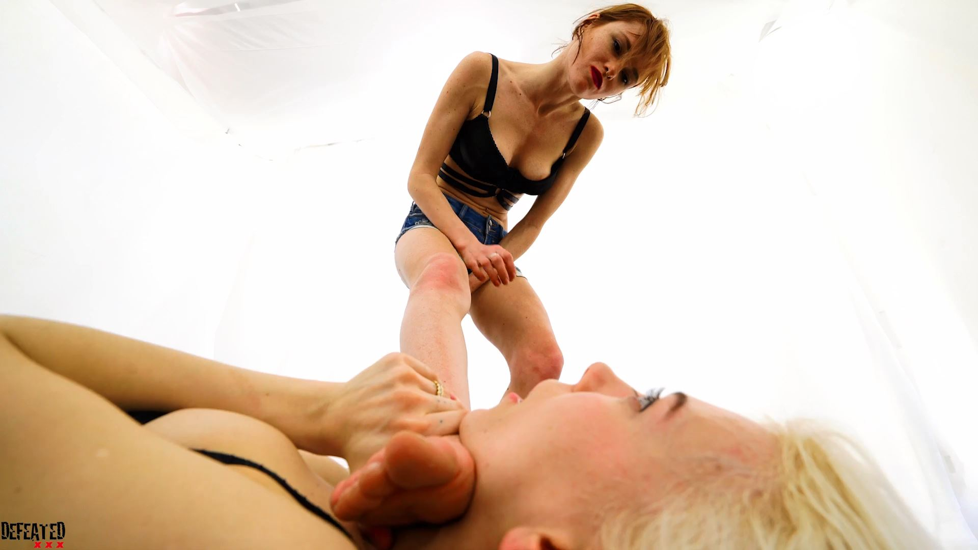 Karate Kicks - Karateka Feet - DEFEATED XXX - FULL HD/1080p/MP4
