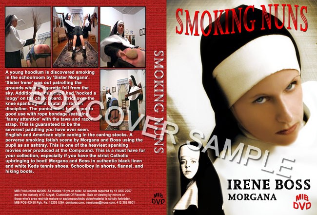 Domina Irene Boss In Scene: Smoking Nuns - DOMBOSS / MIB PRODUCTIONS - SD/480p/MP4