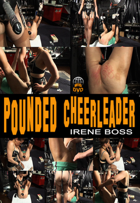 Domina Irene Boss In Scene: Pounded Cheerleader - DOMBOSS / MIB PRODUCTIONS - SD/480p/MP4