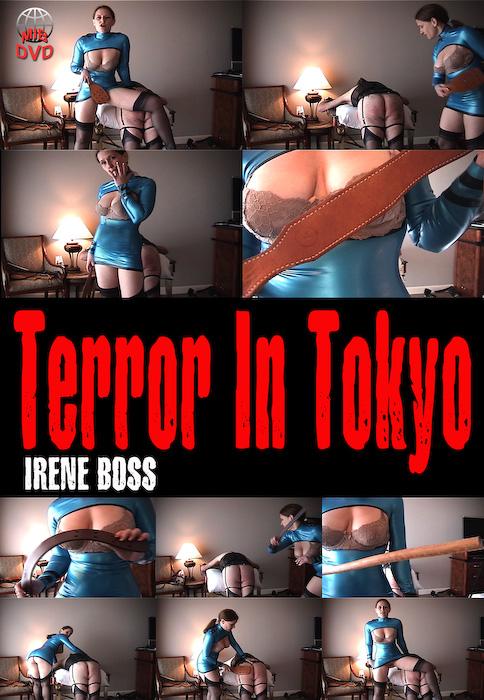 Domina Irene Boss In Scene: Terror in Tokyo - DOMBOSS / MIB PRODUCTIONS - SD/480p/MP4