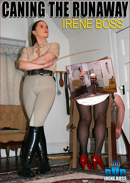 Domina Irene Boss In Scene: Caning the runaway - DOMBOSS / MIB PRODUCTIONS - HD/720p/MP4