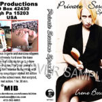 Domina Irene Boss In Scene: Private Sessions bullwhipping – DOMBOSS / MIB PRODUCTIONS – SD/480p/MP4