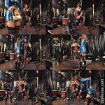 Domina Irene Boss In Scene: Hanging Whore – DOMBOSS / MIB PRODUCTIONS – SD/480p/MP4