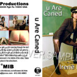 Domina Irene Boss In Scene: You are caned – DOMBOSS / MIB PRODUCTIONS – SD/480p/MP4