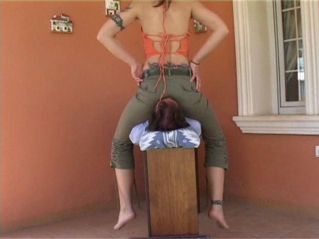 Mistress Eve is 27 years old, 68 kilos Amateur Short-Movie, Vol. 4 Clip 9 - FETISH-FILM - SD/480p/MP4