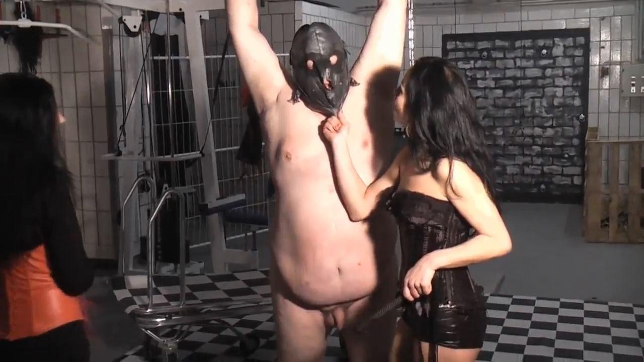 Senora el Combatiente In Scene: Fat sow tortured - DEUTSCHE DOMINAS / GERMANY FEMDOM - HD/720p/MP4