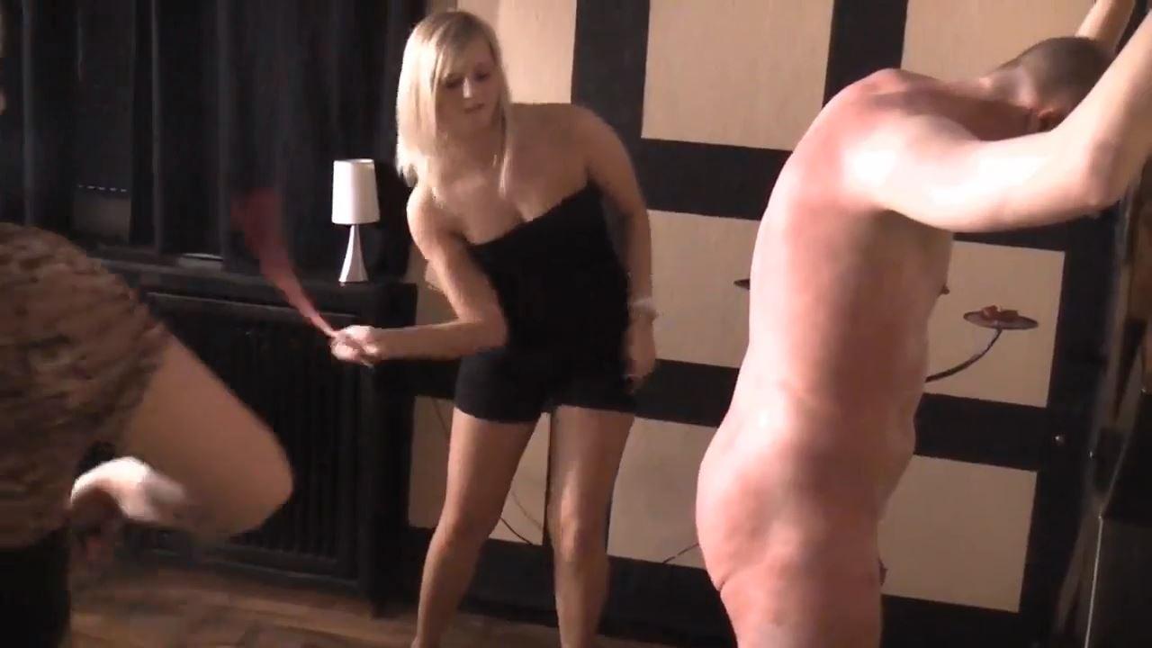 Blonde Dominas In Scene: Over 1000 hits - DEUTSCHE DOMINAS / GERMANY FEMDOM - HD/720p/MP4