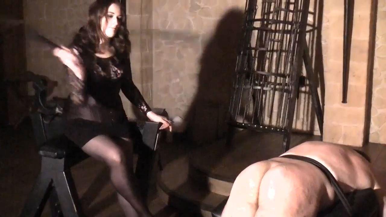 Herrin Selma In Scene: Cruel Whipping 3 - DEUTSCHE DOMINAS / GERMANY FEMDOM - HD/720p/MP4