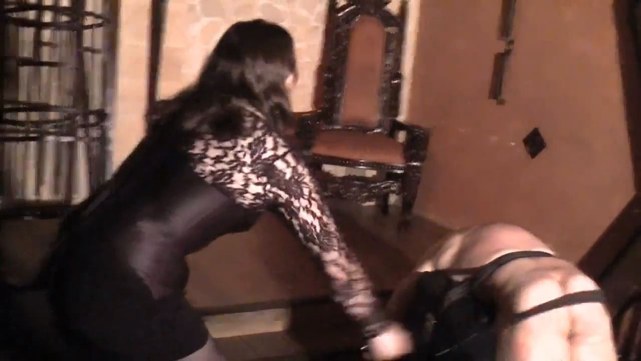 Herrin Selma In Scene: Cruel Whipping 2 - DEUTSCHE DOMINAS / GERMANY FEMDOM - HD/720p/MP4