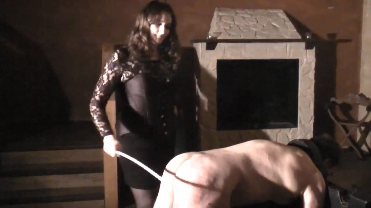 Herrin Selma In Scene: Hard punishment - DEUTSCHE DOMINAS / GERMANY FEMDOM - HD/720p/MP4
