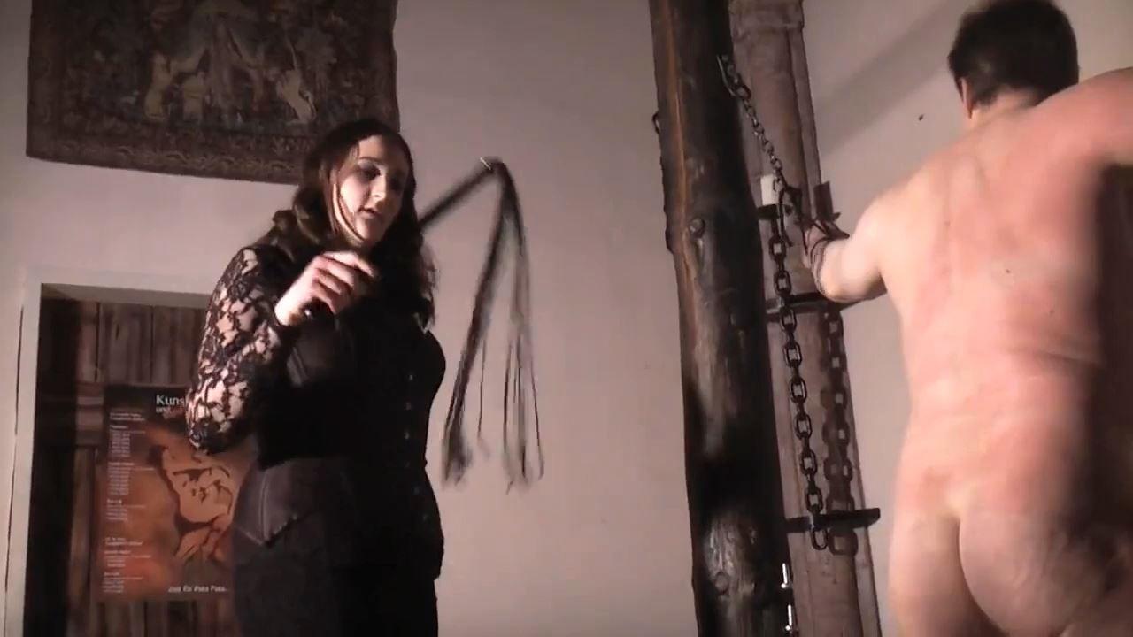 Herrin Selma In Scene: Whipped - DEUTSCHE DOMINAS / GERMANY FEMDOM - HD/720p/MP4