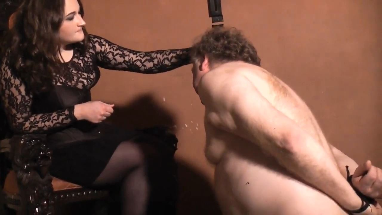 Herrin Selma In Scene: Face Slapping for the Grabber - DEUTSCHE DOMINAS / GERMANY FEMDOM - HD/720p/MP4