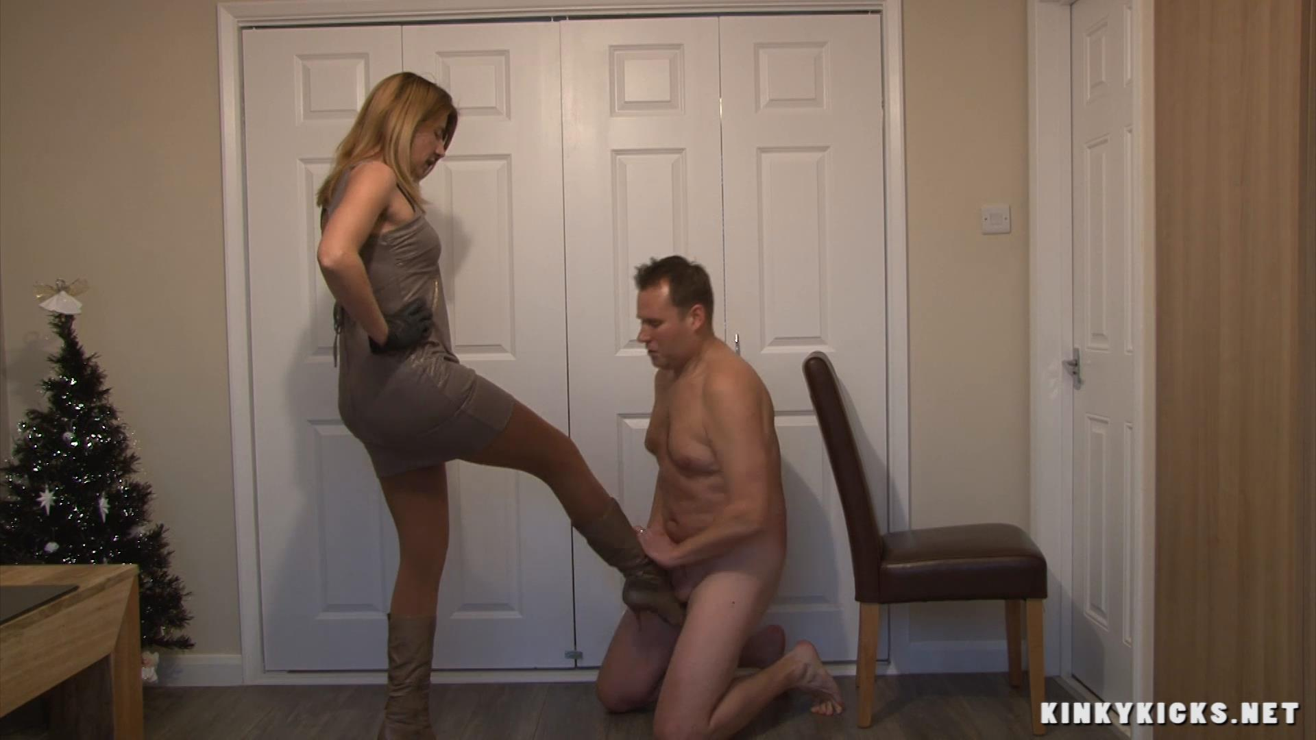 Miss Kat In Scene: Bad Boy - KINKYKICKS - FULL HD/1080p/MP4