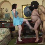 Zoe Page In Scene: Last Ghoulie Standing – KINKYKICKS – FULL HD/1080p/MP4